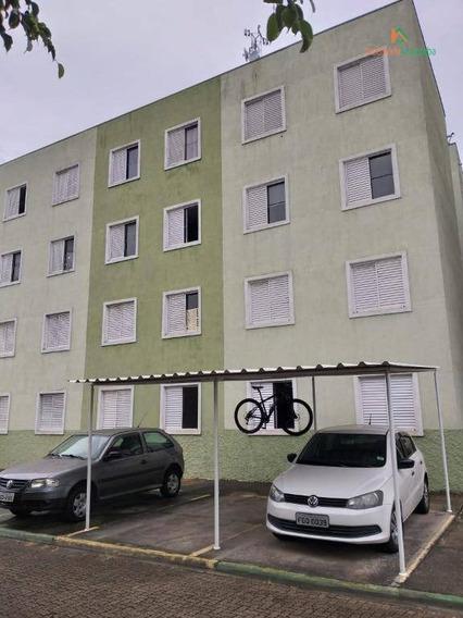 Apartamento Novo No 1º Andar Em Sorocaba No Bairro Eden - Ap0090