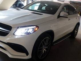 Mercedes-benz Clase Gle 5.5l Coupe 63 Amg At