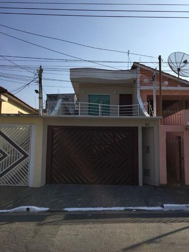 Casa Para Venda Por R$650.000,00 Com 2 Dormitórios, 1 Suite E 4 Vagas - São Miguel Paulista, São Paulo / Sp - Bdi24148