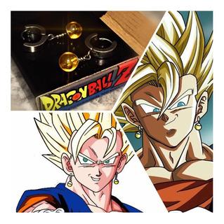 Aritos Fusión Potara Vegetto - Dragon Ball Z