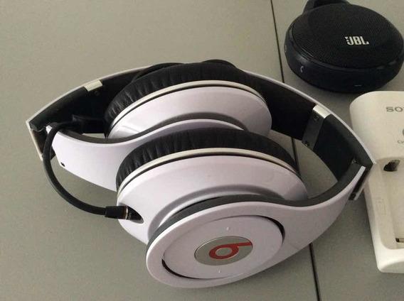 Fone Beats +caixa Jbl+3 Carregadores Sony