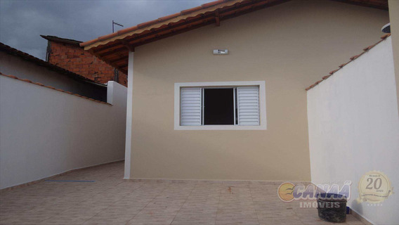 Casa Com 2 Dorms, Jardim Praia Grande, Mongaguá - R$ 198 Mil, Cod: 6570 - V6570