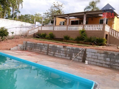 Chácara Residencial À Venda, Mantiqueira, Mairiporã. - Ch0041