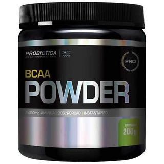 Bcaa Powder (aminoácido) Instantâneo - 200g - Original