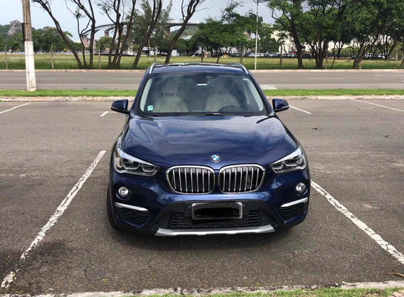 Bmw X1 2.0 Sdrive20i X-line Active Flex 5p 2016