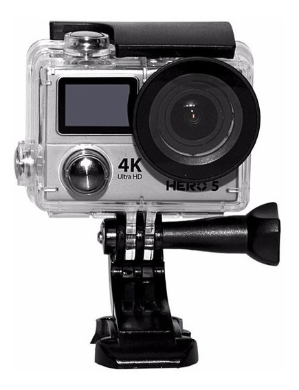 Câmera Goal Pro Hero 5 Silver 4k