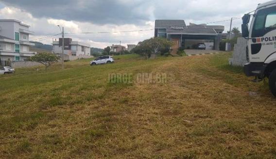 Terreno Em Condomínio Em Atibaia/sp Ref:tc0033 - Tc0033