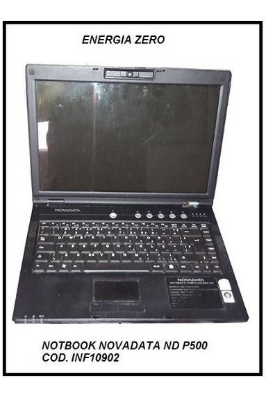 Notbook Novadata Nd P500 Cod. Inf10902