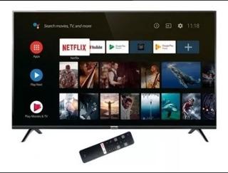Tv Smart 32 Tcl Android 8 Bluetooth Control De Voz 2019 Hdr
