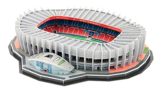 Rompecabezas 3d Estadio Princes Paris Saint Germain Neymar