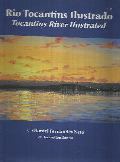 Rio Tocantins Ilustrado - Tocantins River Ilustrated