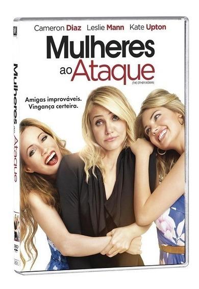 Dvd - Filme Mulheres Ao Ataque