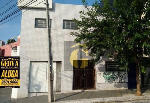Imagem 1 de 30 de Prédio, 1300 M² - Venda Por R$ 4.000.000,00 Ou Aluguel Por R$ 20.000,00/mês - Mooca - São Paulo/sp - Pr0001