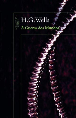 Livro A Guerra Dos Mundos De H.g. Wells Fade Pnbe Aleaguara.