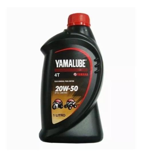 Oleo Motor 4 T (20w-50) Yamalube Mineral