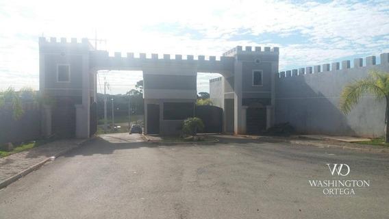Terreno À Venda, 125 M² Por R$ 98.900,00 - Centro - Contenda/pr - Te0136