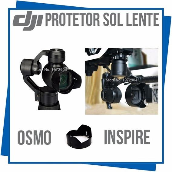 Protetor Tapa Sol Lente Osmo E Inspire Pronta Entrega Show !