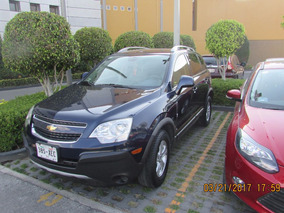 Chevrolet Captiva 4 Cil. Sport 2.4 Modelo 2010