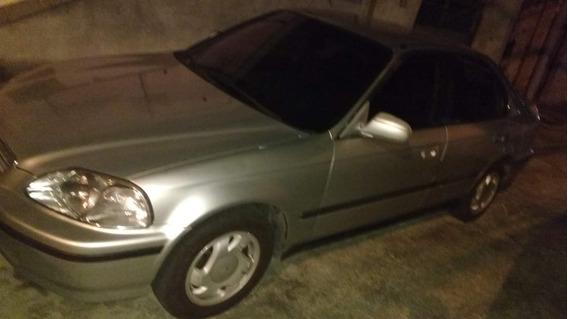 Honda Civic 1.6 Ex Aut. 4p. Estado De Zero.