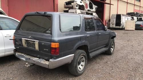 Imagem 1 de 7 de Sucata Toyota Hilux 1993 Gasolina
