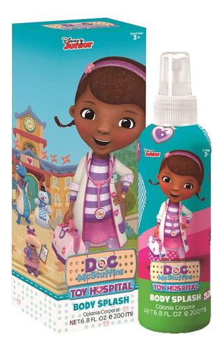 Perfume Infantil Disney Dra. Juguetes Body Splash 200ml