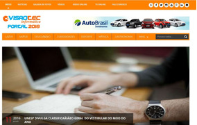 Portal De Notícias Profissional Promoção Por Tempo Limitado