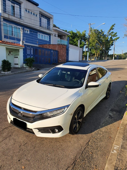 Honda Civic Touring 1.5 16v Turbo Gasolina 2018/2018 4p Cvt
