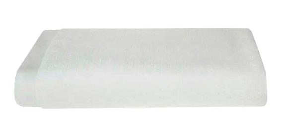 Toalha Banhão Maggiore Branco 100x180cm Trussardi