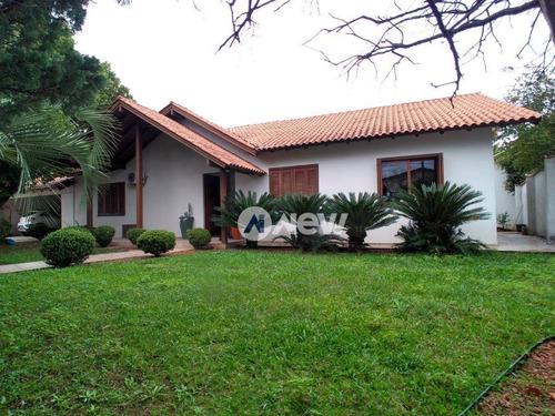 Imagem 1 de 30 de Casa À Venda, 279 M² Por R$ 850.000,00 - Bela Vista - Estância Velha/rs - Ca3335