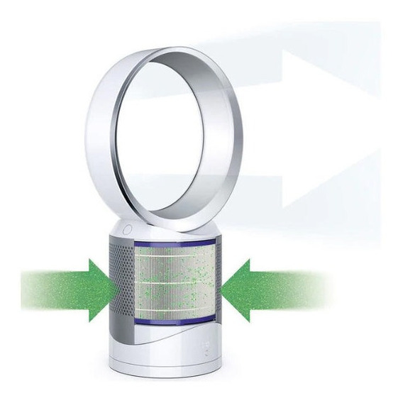 Purificador De Aire Dyson Pure Cool Link Dp01 Sanitiza Virus