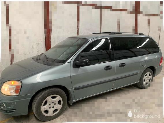 Ford Freestar 3.9 Minivan Lx Base At 2007