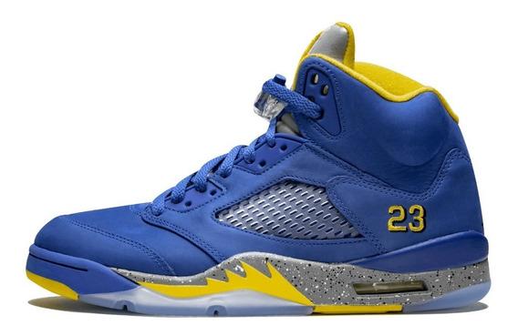 Tenis Air Jordan 5 Laney Jsp Nike Basket Lebron Kobe Kyrie