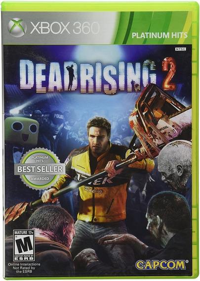 Dead Rising 2 Xbox 360 Mídia Física Origina A Pronta Entrega