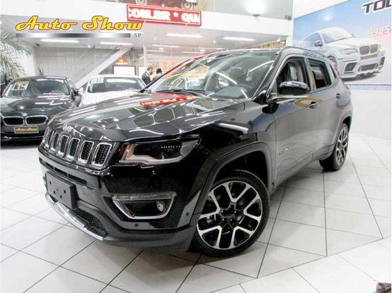 Jeep Compass Limited 2.0 4x2 Flex 16v Aut 2020