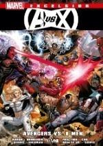 Marvel Excelsior 13: Avengers Vs X-men (integral) - Ed Bruba
