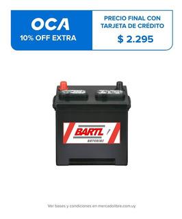 Bateria Bartl 65 Amper Formato Japonés Garantía 12 Meses