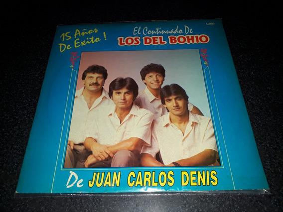 Disco Vinilo De Los Del Bohio Continuado Formatovinilo 0km