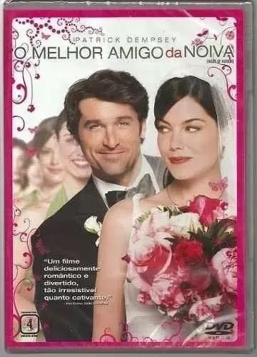 Dvd O Melhor Amigo Da Noiva Patrick Dempsey