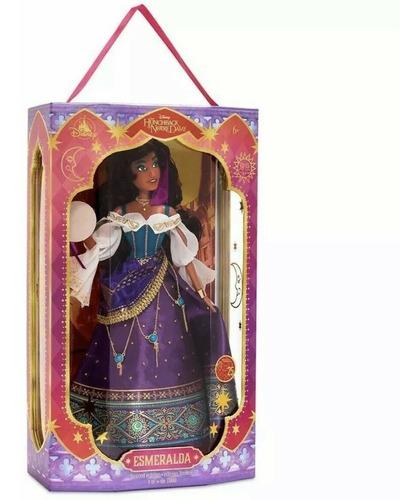 Imagem 1 de 8 de Esmeralda Limited Edition Corcunda Notredame Disney Store