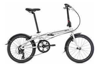 Bicicleta Plegable 8 Vel. Rodado 20 Tern Link C8 En Belgrano
