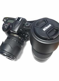 Nikon D7000 Com Duas Lentes