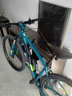 Bicicleta Cube Aim Sl R29 3x9 S - Nueva Sin Uso X Cuarentena