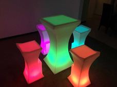 Periqueras Iluminadas Salas Lounge Iluminadas