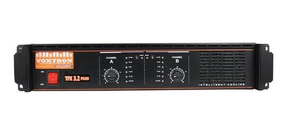 Amplificador Voxtron Vox Tpx 3.2 2 Canais 3200w 4 Ohms