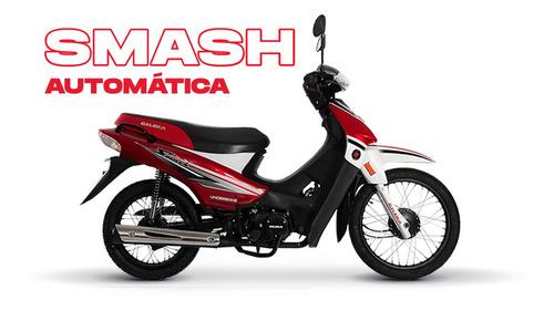 Moto Gilera Smash 110  Automatica Urquiza Motos 0km 2021