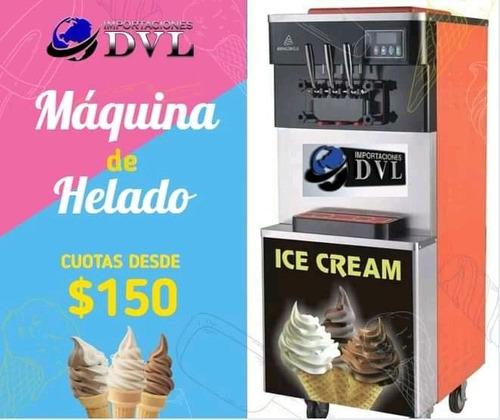 Maquinas De Helado Industriales  Importadora Directa.