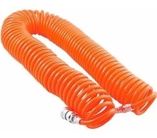 Manguera De Aire Tipo Espiral 1/4 15 Metros Lee Tools G P