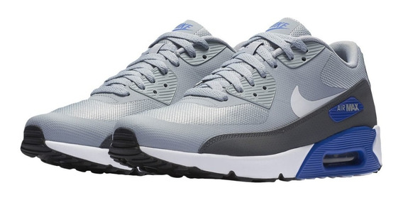 Nike Air Max 90 2.0 Color Wolf Grey, Blue Llegadas Usa 10us