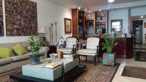 Apartamento À Venda, 4 Quartos, 1 Suíte, 3 Vagas, Copacabana - Rio De Janeiro/rj - 19053