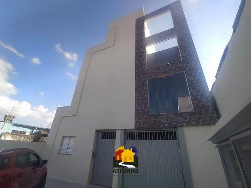 Apartamento Novo Para Locação Na Vila Jacuí - 3653-2
